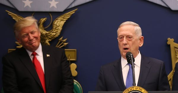 James Mattis says US may 'moderate' its support for Nato if members do not honour defence pledges