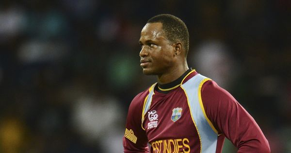 Former West Indies all-rounder Marlon Samuels charged under ICC Anti-Corruption Code
