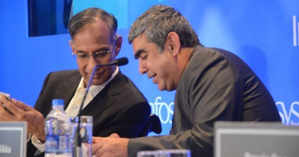 As another Indian giant's reputation takes a hit, there's only one way Infosys can set it right