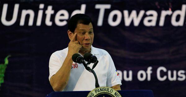 Philippines: Senator accuses President Duterte of stashing $40 million in bank accounts