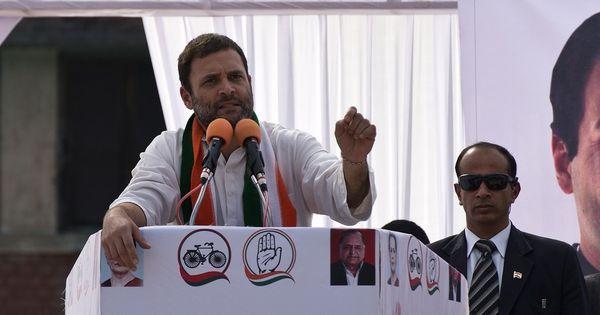 UP polls: Modi showed us Dilwale Dulhaniya but Gabbar Singh came out, says Rahul Gandhi