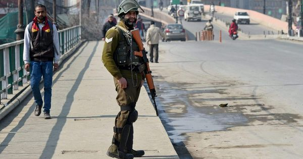 'Cleaning up the muck for a cooler summer': Kashmir police officer explains rise in encounter deaths
