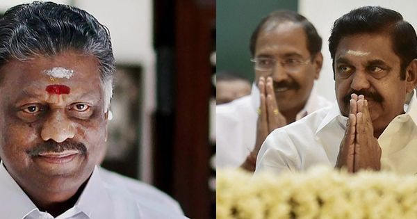 तमिलनाडु : सरकार बचाने के लिए ईपीएस-ओपीएस की जोड़ी इन तीन विकल्पों पर काम कर रही है