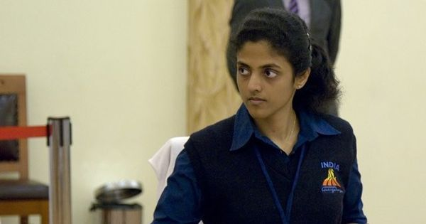 Harika Dronavalli shares top spot after eking out draw in third-round of Abu Dhabi Chess meet