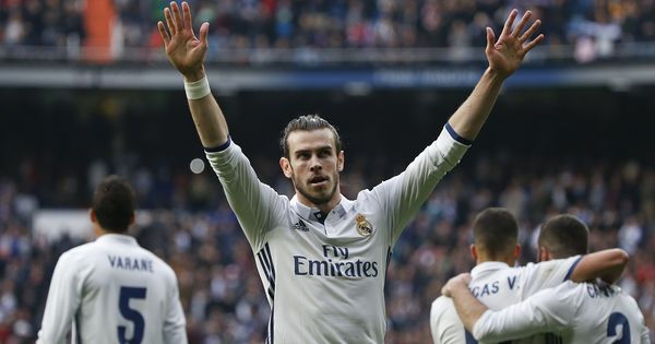 The sports wrap: Real Madrid's Gareth Bale scores in comeback game, and other top stories