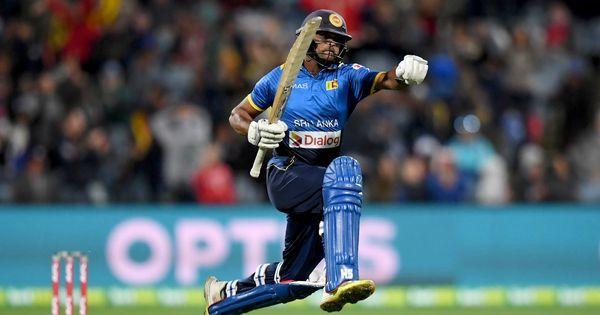Asela Gunaratne leads Sri Lanka to stunning last-ball win over Australia in second T20I