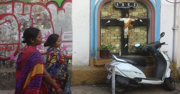Raj Thackeray is wrong about Mumbai's British-era glory – and these street crosses show why