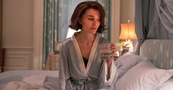 Film review: Natalie Portman holds the overly stylised 'Jackie' in place