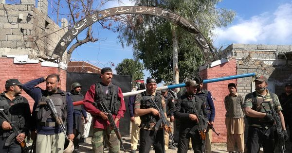 Pakistan: At least five civilians, three suicide bombers killed in attack outside court in Charsadda