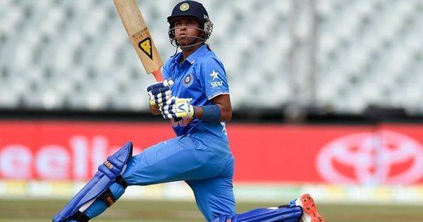 Harmanpreet Kaur joins Mithali Raj in top-10 of ICC women's batting charts
