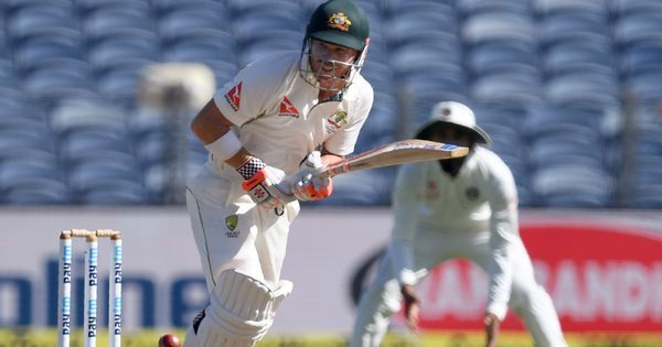 From July 1, we're unemployed, says David Warner as pay dispute with Cricket Australia continues
