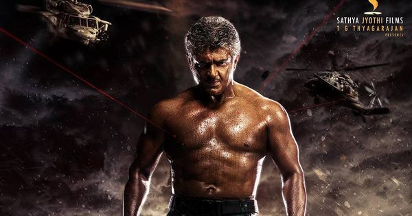 'Vivegam' film review: Ajith attempts to insure himself against failure. Understandably so