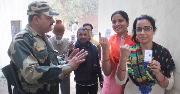 Over 61% voter turnout recorded in fourth phase of elections in Uttar Pradesh
