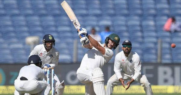 The best moments of Day 1 in Pune: Renshaw's runs, Saha's stunner and Starc's cameo