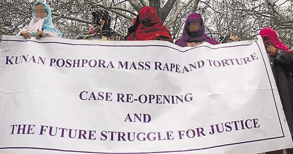 Kashmir police refuse to allow event to mark alleged mass rapes by Army men 26 years ago