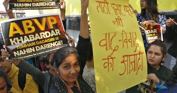 Spin cycle: How we went from ABVP violence to asking if Gurmehar Kaur's father really died in Kargil