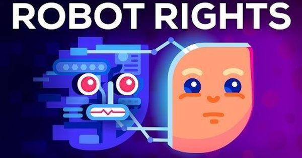 Watch: Now that some robots are 'intelligent', should they have 'human' rights too?