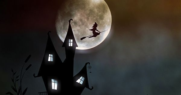 Witches from around the world will cast a spell on Donald Trump at midnight on Friday