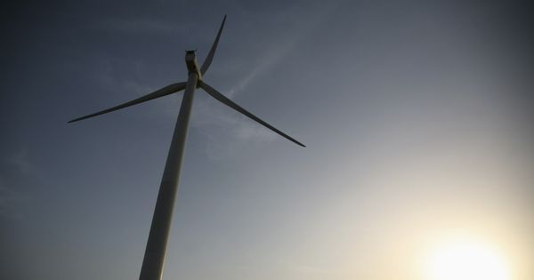 Wind power tariff falls to record low of Rs 3.46 per unit
