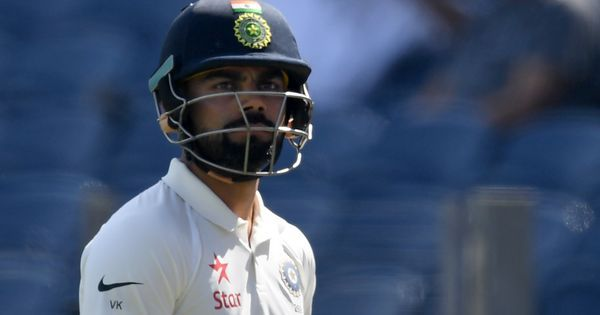 Australia pushed India into a corner on Day 2 – and in a first, Virat Kohli couldn't fight back