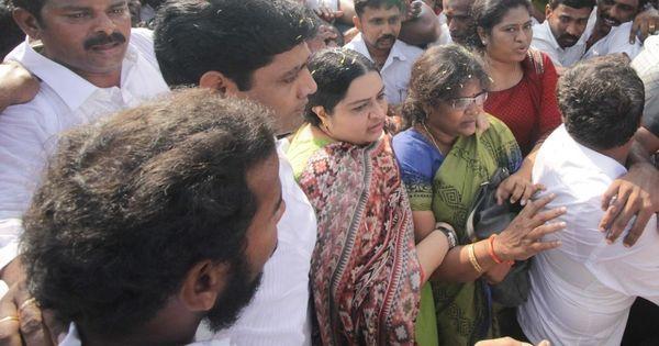 Tamil Nadu: Deepa Jayakumar launches MGR Amma Deepa Peravai on aunt Jayalalithaa's birth anniversary