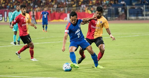 I-League: East Bengal outclass Bengaluru FC 3-1 to reclaim top spot