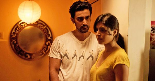 Watch: In 'White Shirt', a garment is the deal-breaker in a marriage