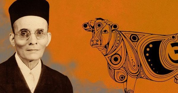 'If Hindutva is to sustain itself on a cow's legs, it'll crash at the hint of a crisis': VD Savarkar