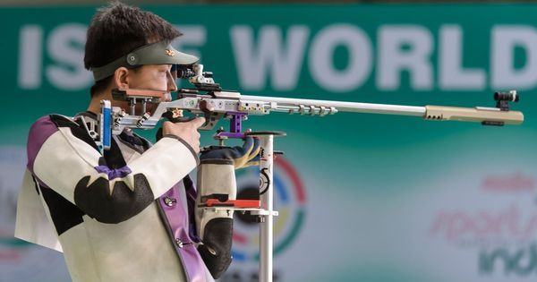 Shooting: Sanjeev Rajput finishes fifth, Harveen Srao seventh at the ISSF World Cup