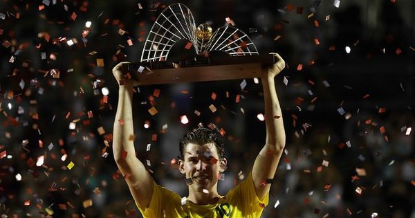 Tennis: Dominic Thiem continues his exploits on clay, wins Rio Open final against Pablo Carreno Bust