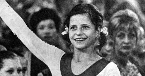 Legendary gymnast Olga Korbut sells her Olympic medals to make ends meet