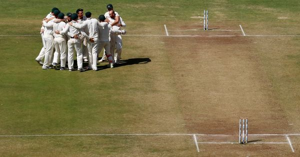 ICC match referee Chris Broad hands the Pune pitch a 'poor' rating