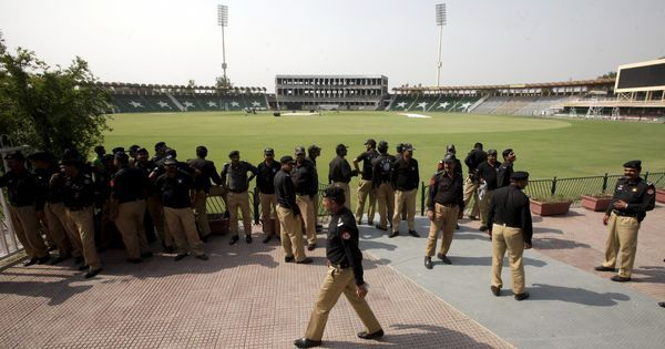 Cricket: Pakistan assure maximum security for touring Sri Lankan team ahead of limited-overs series