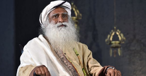 Opinion: The disturbing irrationalism of Jaggi Vasudev