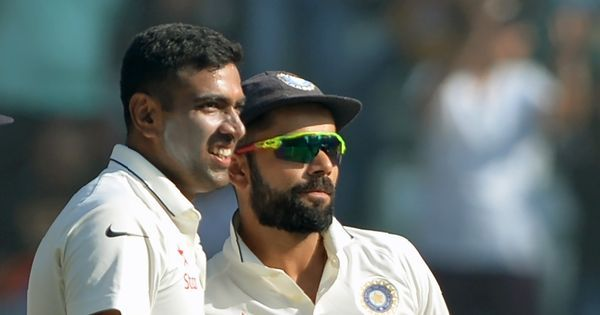 Virat Kohli to receive Polly Umrigar award, R Ashwin nominated for Dilip Sardesai honour