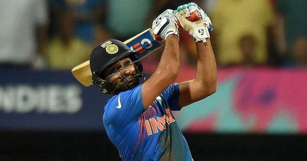 Fit-again Rohit Sharma to play for Mumbai in ongoing Vijay Hazare Trophy