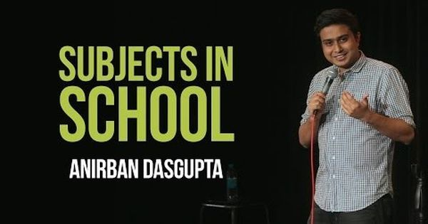 Watch: This comedian's memories of what went wrong in school will resonate with (almost) everyone