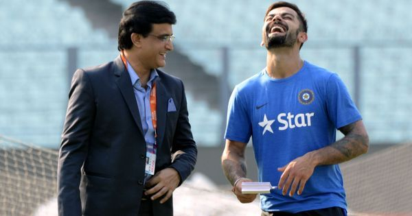 Ashwin and Lyon didn't get wickets in Ranchi because Mitchell Starc didn't play: Sourav Ganguly
