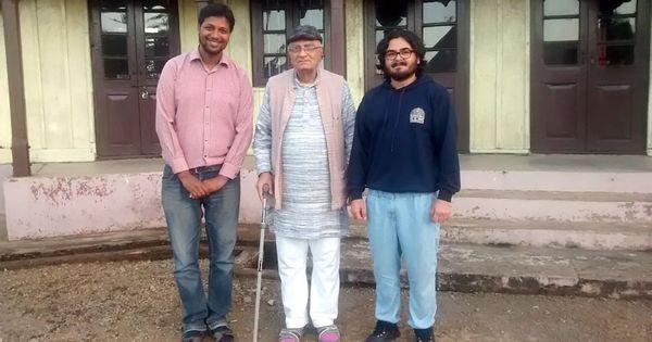 A Gujarati man has spent 50 years advocating peace and Gandhian principles in Nagaland