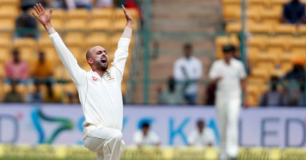 Nathan Lyon honoured to be called 'very special spinner' by Sachin Tendulkar