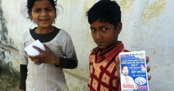 What happens when the candidate of the Dalit-based Bahujan Samaj Party is a Yadav