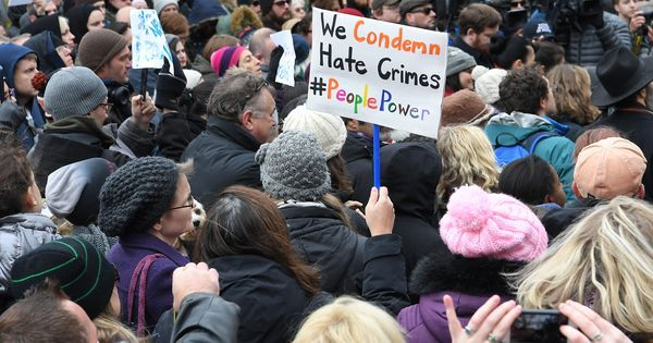 US: Hate crime rose 5% to 6,121 incidents in 2016, says FBI