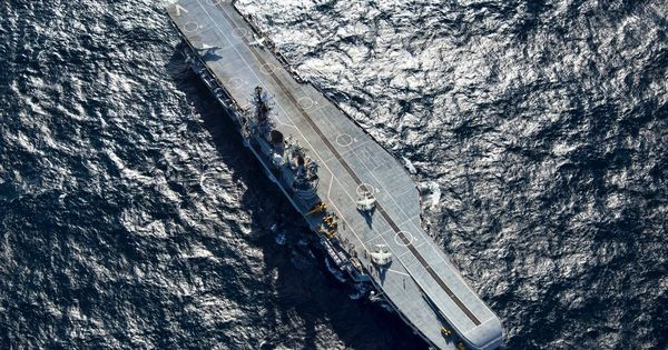 'Too late': SC dismisses plea seeking stay on dismantling of decommissioned ship INS Viraat