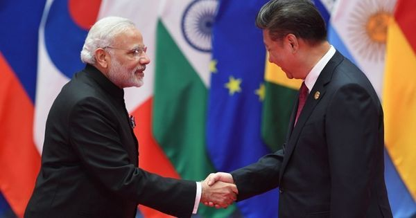 China welcomes Modi's remark that no shots have been fired on Indo-Sino border recently
