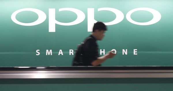 Oppo will be the Indian cricket team's new jersey sponsor from April for five years