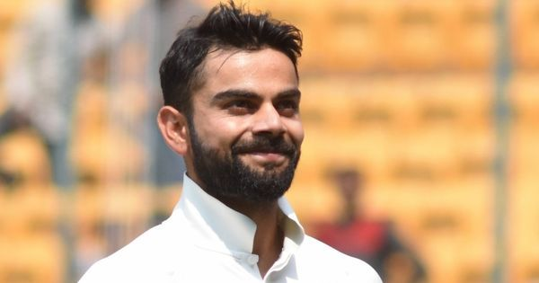 Virat Kohli named Wisden's 'Leading Cricketer in the World' for 2016