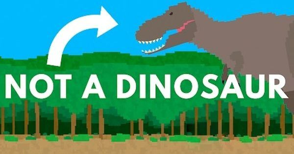 Watch: Recent findings show that many things we believe about dinosaurs are exaggerated