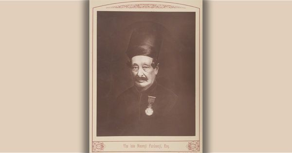 Navrozji Fardunji, 19th-century reformer and the 'great son' whom India forgot too soon