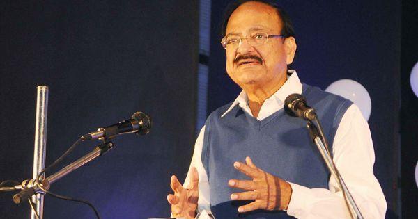'When did we get a national language?': Venkaiah Naidu criticised for calling Hindi 'rashtra bhasha'