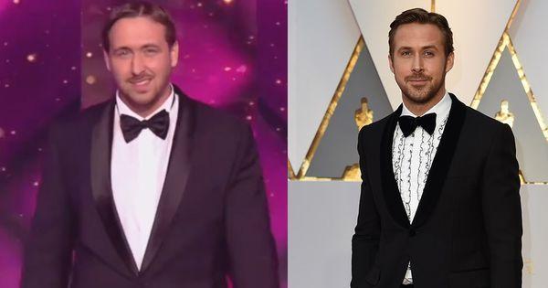 Video: Fake Ryan Gosling accepts award for 'La La Land' at Berlin event